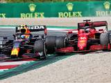 Perez apologises to Leclerc after feisty battle