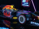 Red Bull unveils RB13 ahead of testing