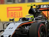 Force India's Otmar Szafnauer feels Sergio Perez's penalty was too harsh