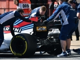 Williams to miss final day of first test