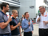 Channel 4's F1 commentary team hit by positive COVID test