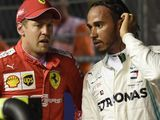 Hamilton shocked by Ferrari surge