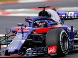 F1 testing: Honda reliability 'perfect' on Toro Rosso debut - Hartley