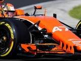 McLaren hails Norris after F1 test bow