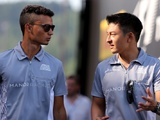 Wehrlein: Now you can see Haryanto was very good