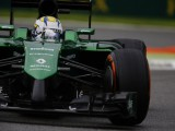 Caterham '90%' sure of Abu Dhabi presence