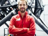 Vergne enjoys first Ferrari Simulator day