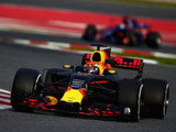 Barcelona Test Notes 08-03: Red Bull