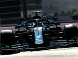 Bottas delighted with win and Mercedes double podium