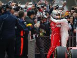 Lewis Hamilton relishing battle with 'rapid' Sebastian Vettel this season
