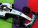 Hamilton permitted to change flat-spotted tyre