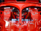 Carlos Sainz reflects on a 'special moment' as he begins his Ferrari adventure