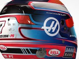 Grosjean pays tribute to Bianchi with Monaco helmet