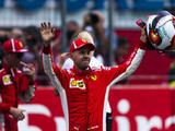 Vettel takes Hockenheim pole