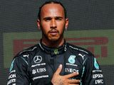 Hamilton racially abused online after British GP win