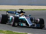 Mercedes F1 Test Stats: Miles ahead of the pack…