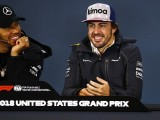 Alonso glad Hamilton will match Fangio's five F1 world championships