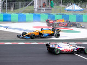 Ricciardo thought he had 'escaped the mess'