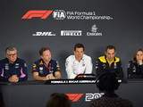 Azerbaijan GP: Friday Press Conference