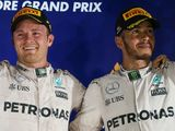 Nico Rosberg still refusing to dwell on title chances