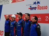 Franz Tost: Toro Rosso target is to lead the midfield in 2018