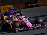 Lawrence Stroll 'Couldn't be Happier' with Baku Result for Racing Point