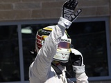 Hamilton back in the groove with timely COTA pole