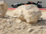 Force India duo upbeat with progress