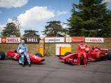 Raikkonen and Surtees Star as Goodwood FOS comes to a Close