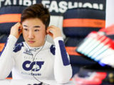 "Yuki Tsunoda: ""I'm keen to see how I perform tomorrow in my first F1 qualifying session"""