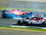 Binotto: Spin not strategy compromised Vettel