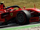 Charles Leclerc heads Ferrari 1-2 in second German Grand Prix session