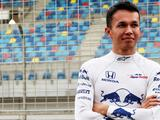 A relaxed Alexander Albon is mindful of his mental approach to F1