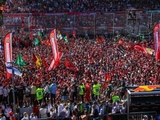 Formula 1 confirms record crowd at Italian GP