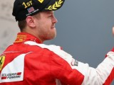 Emotional Seb pays tribute to Schumi