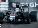 Alonso happy with fifth, not with speed
