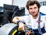 Guy Martin joins Williams crew for Belgium
