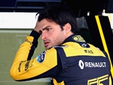 Sainz's focus is only on the 'Renault project'