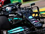 """Bottas """"couldn't trust the rear"""" of his Mercedes F1 car in Imola qualifying"""