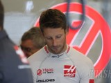 Haas not dwelling on risk of Grosjean race ban