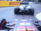FLASHBACK: Hamilton committing Vettel's offence... with no penalty!