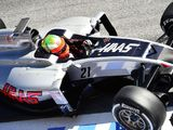 Haas chasing laps after Wednesday troubles