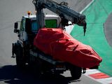Vettel crashes out, McLaren set new benchmark