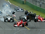 Overview: Melbourne's wild F1 moments