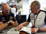 F1 figures pay tribute to Tyler Alexander