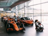 McLaren launches gamer competition with F1 simulator role prize