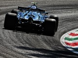 Bottas fronts Mercedes 1-2, Verstappen crashes