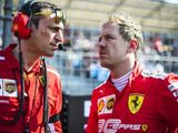 Hard to find 'rhythm' around Bahrain circuit – Vettel
