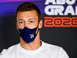 Kvyat: My F1 career happened 'extremely fast'