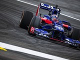 Four-time MotoGP champion Marc Marquez tests Toro Rosso F1 car